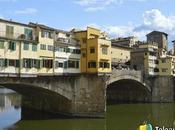 puente antiguo mundo está Florencia