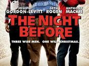 "Nuevo póster comedia navideña ""the night before"", joseph gordon-levitt, seth rogen anthony mackie"
