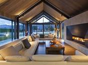 Lodge Moderna Nueva Zelanda