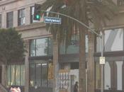 Paseo Fama Hollywood, recorrido cine