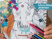Chicas papel para colorear (con sorteo)