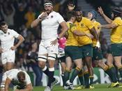 Inglaterra quedó eliminado Mundial primera rueda caer ante Australia.