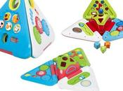 Juguetes para bebés: Pirámide multiactividades