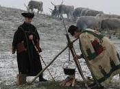 Goulash típico Hungría migración gente