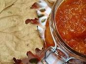 Mermelada casera calabaza