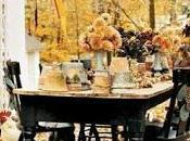 Viste mesa otoño
