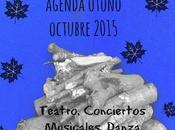 Agenda Cultural Coruña Octubre 2015