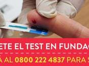 Buenos Aires. Centro gratuito testeo rápido VIH.