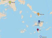 Islas cícladas (grecia) semanas
