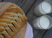 Trenza Nutella Bread