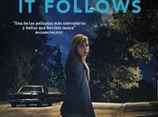 "venta Blu-ray DVD: Follows"", dirigida David Robert Mitchell"