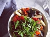 ¡Necesito energía! Pasta verduras