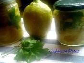 Limones encurtidos ........experimentando