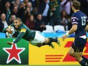 Sudáfrica blanqueó Estados Unidos Georgia venció Namibia Mundial rugby