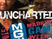 VÍDEO: Concurso Cosplays Madrid Games Week 2015 Categoría: Uncharted