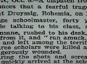 Masacres estudiantiles: crímenes escuela droyssig