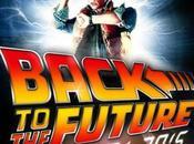 """Póster trailer v.o. aniversario """"regreso futuro"""""""