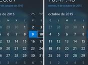 Solución error Calendario Windows