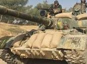 Gracias apoyo militar Rusia, Siria recupera territorios.