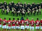 partido rugby rituales guerreros maoríes