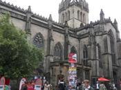 Escocia: calles edimburgo