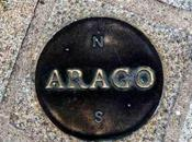 Medallones Arago: recorrer París meridiano