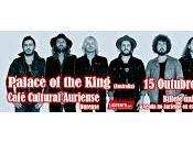Palace king estarán Ourense