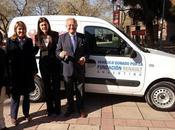 Fundación Renault dona nuevamente Kangoo CONIN