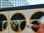 Transporte para abordar crucero Disney