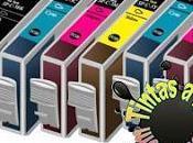 Tinta para impresoras Canon. Ahorra Tintasadomicilio.com