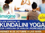 Esta semana clases especiales kundalini yoga Málaga!