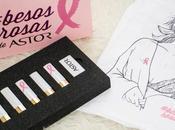 Cosmética solidaria contra cáncer mama ASTOR