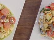 marca saca colores Google Translate este experimento culinario