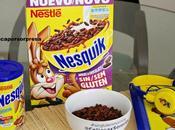 "Nestlé lanza nuevos cereales ""nesquik"" gluten"