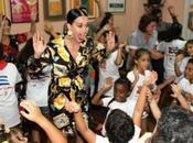 Katy Perry regresa Cuba visita Colmenita