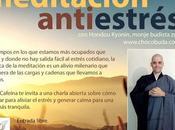 Guadalajara: Charla sobre meditación Santa Cafeína. 17-Oct-2015