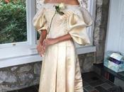 vestido boda algo viejo....