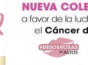 ASTOR vuelve movimiento solidario #Besosrosas para apoyar lucha contra cáncer mama
