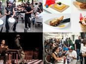 Tapapies Coctelsaña: maridaje tapas, copas barrios