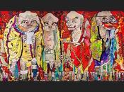 Takashi Murakami: metros arte