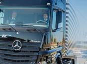 camión autónomo recorrió autopista Alemania