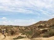 Bardenas Reales furgoneta 42.000 hectáreas desierto Navarra (segunda parte)