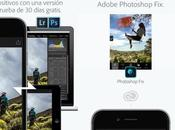 Adobe Photoshop Lightroom llega gratis