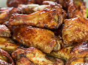 Receta alitas pollo salsa barbacoa (BBQ chicken wings)