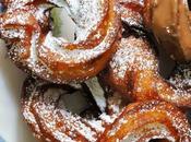 Crullers chocolate azucar ¿como preparar pasta choux?