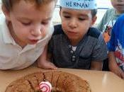Primer cumpleaños clase