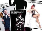 primer Festival Cabaret Marbella NOC, Álex O'Dogherty Roma Calderón