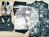 Compras runner Estados Unidos