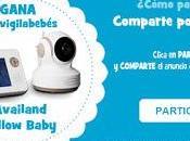Sorteo vigilabebés Availand Follow Baby