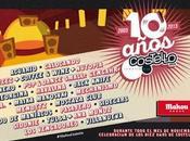 Costello Club Madrid celebra años L.A., Sidonie, Georgina, Dinero, Mendetz, Sidecars...